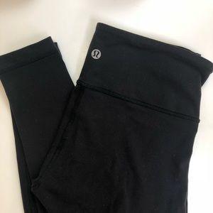 Lululemon Full Length Skinny Leggings